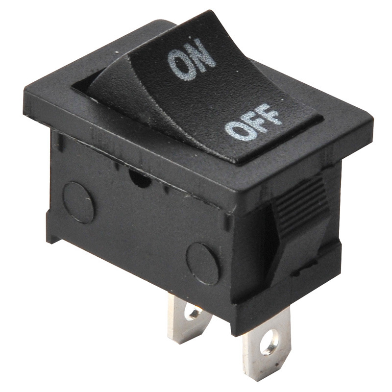 Rocker Switch 20A 250VAC