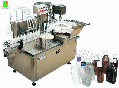 Ygx-250t Liquid Sealing and Filling Machine