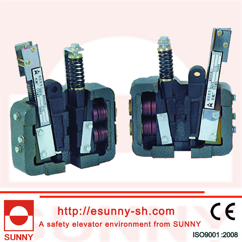 Elevator Safety System Part Safety Gear (SN-SG-AQ10)
