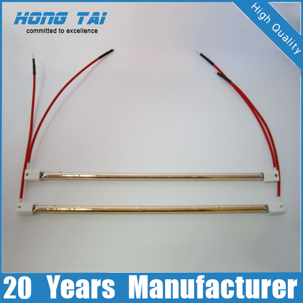 High Efficient Quartz Infrared Heat Emitter Lamp