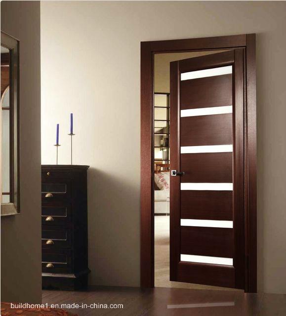 Reinforced Frame Interior Solid Wood Door