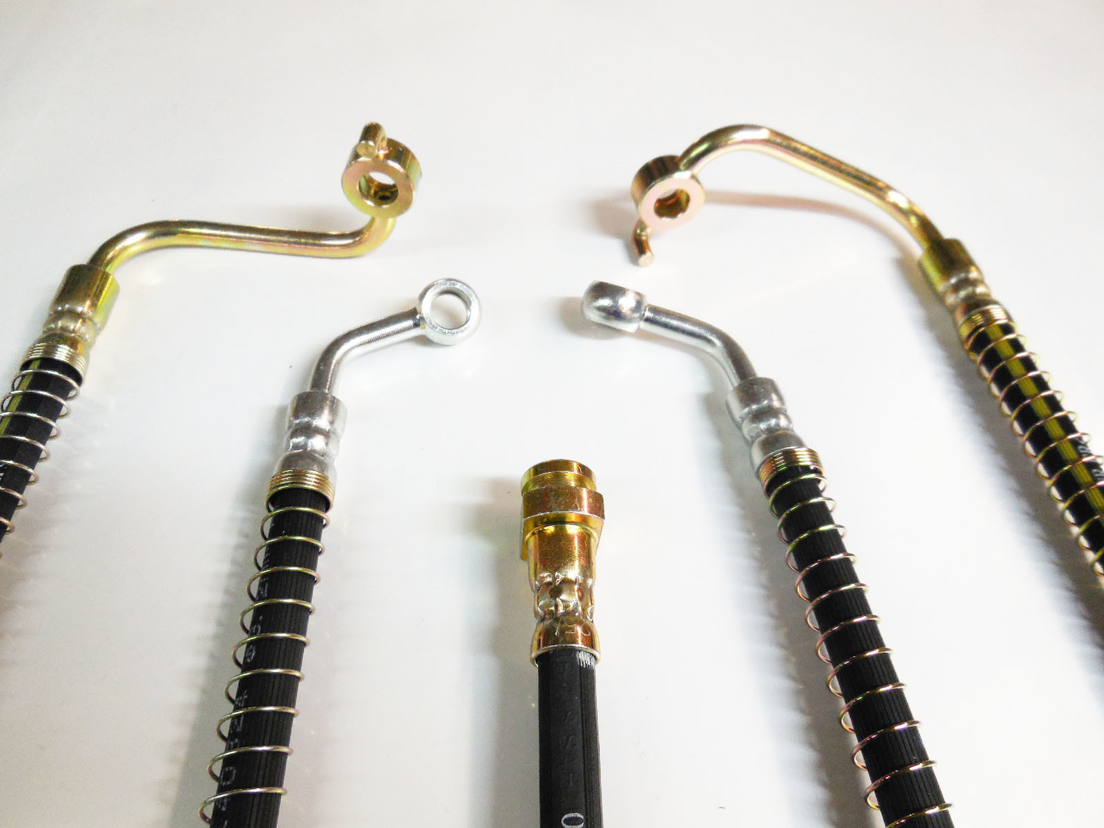 SAE J1401 Hydraulic Brake Hose Assembly
