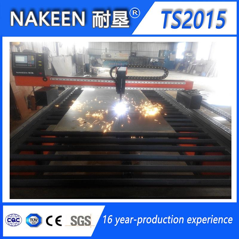 Bench CNC Plasma Cutting Machine for Thin Metal Sheet