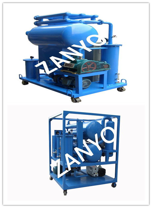 Newly Technology Insulation Oil Treatment Equipment