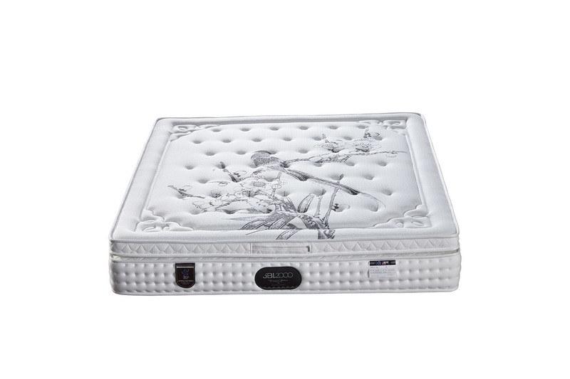 Home Bedroom Furniture Cheap Comfortable Spring Memory Foam Mattress Jbl2000-7
