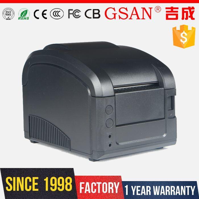 Cable Label Printer Thermal Barcode Printer Thermal Transfer Label Printer