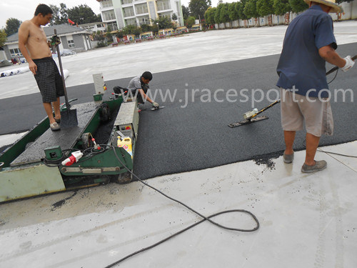 Saft Cushion EPDM SBR Surface Track