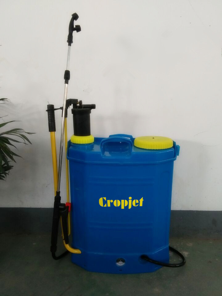 16L 2 in 1 Agricultural Electric and Hand Sprayer