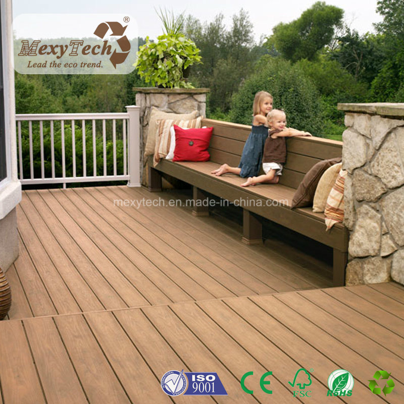 Foshan WPC Wood Plastic Composite Decking