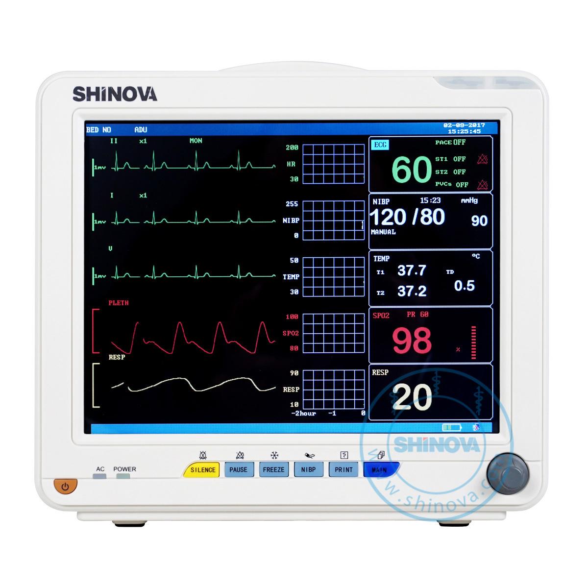 """12.1""""Multi-Parameter Patient Monitor (Moni 6D)"""