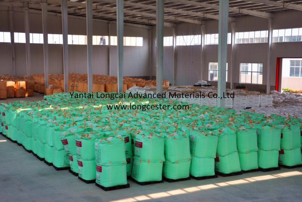 Solid Anti-Corrosive Epoxy Resin for Indoor Powder Coatings