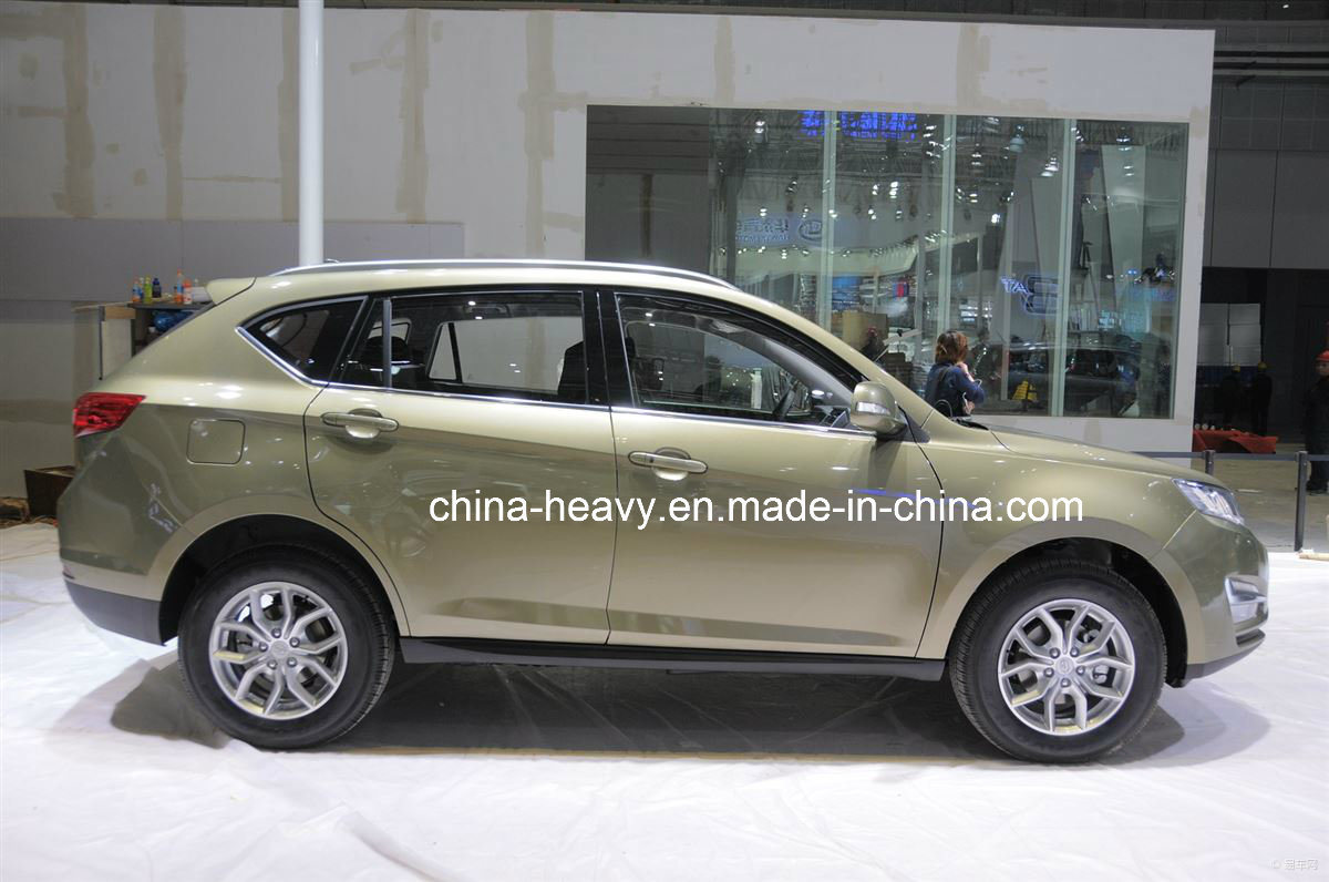Rhd/LHD Landwind X5 High-End 2.0t Mt SUV (CAR)