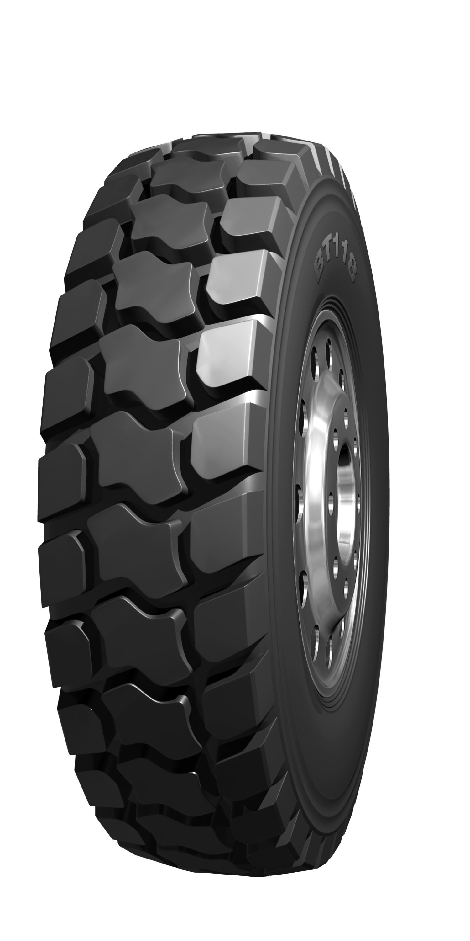 11.00r20 China Boto Mining Industrial Truck Tyre