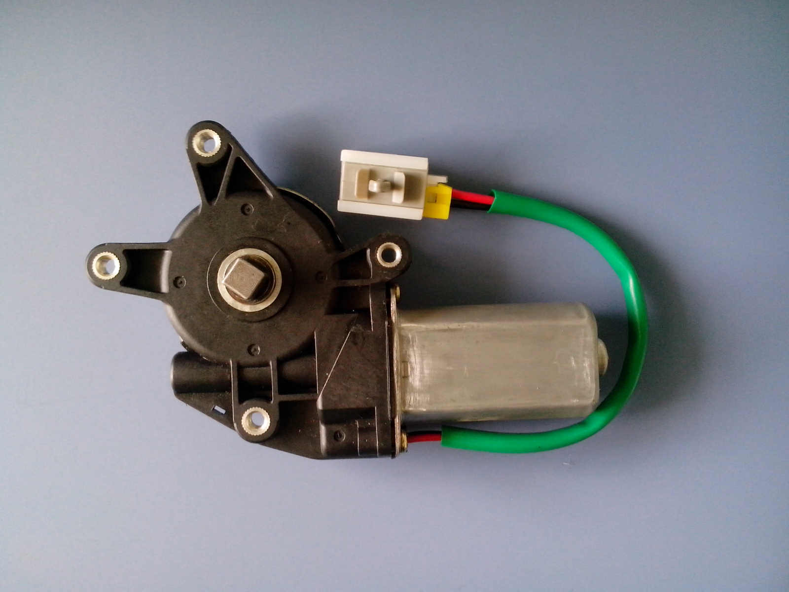 China square shaft electric car power window motor 12v for How much to fix car window motor