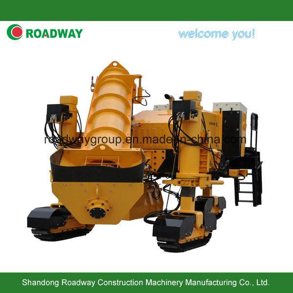 Big Flipform Curb Machine, Automatic Road Curb Paver Machine