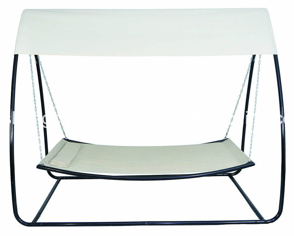 Patio Garden Swing Chair/Bed with Mosquito Net