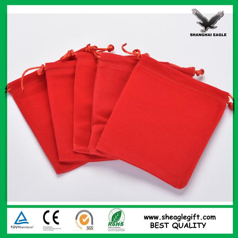 Promotion Advertising Velvet Gift Bags