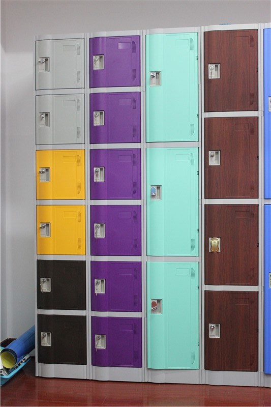 ABS Plastic Storage Locker for Market/Store