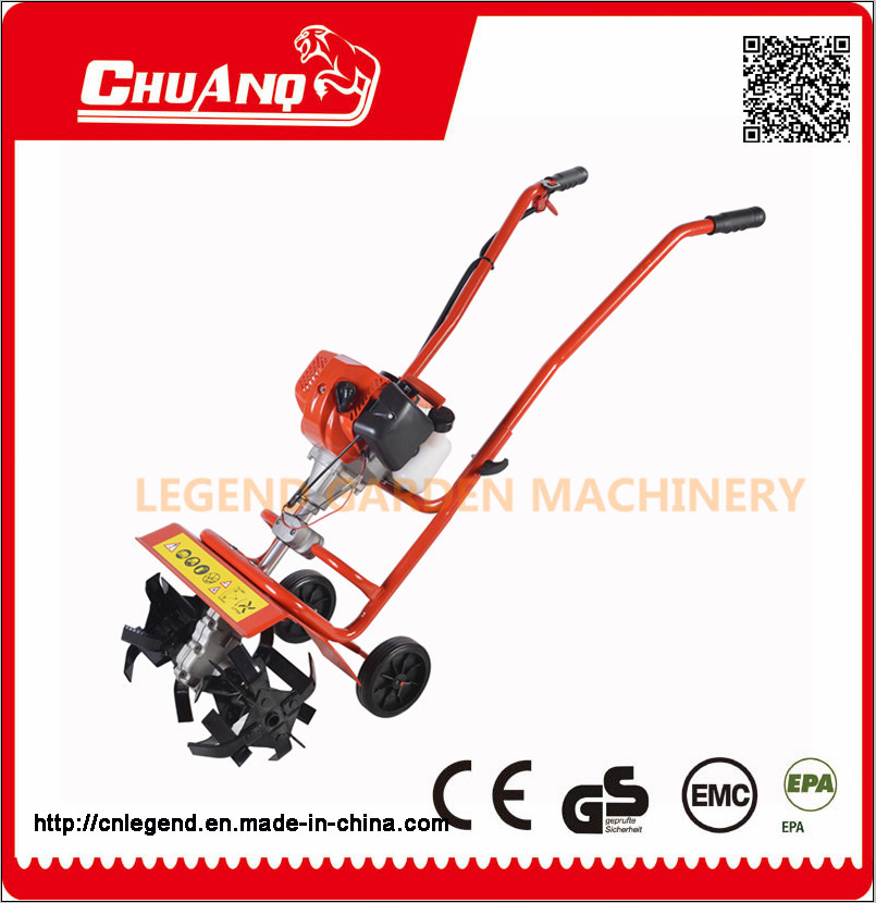 Popular Hot Selling 2.2HP Mini Rotary Tiller Mini Farm Gasoline Tiller