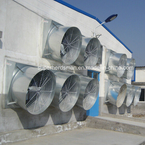 """Poultry Control Shed Equipment Exhaust Cone Fan 50"""""""