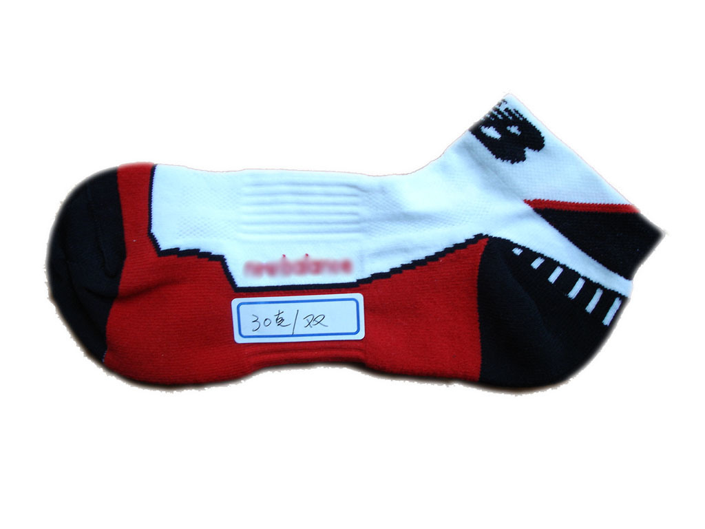 Women Running Sports Socks with Coolmax for Outdoor (ocs-01)