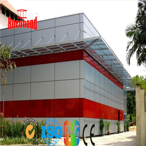 ACP Aluminium Sheets Sandwich Panel Aluminum Composite Panel