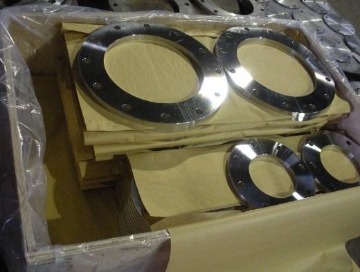DIN 2576 Pn10 Plate Flange, DIN2576 Pn10 Slip on Flange