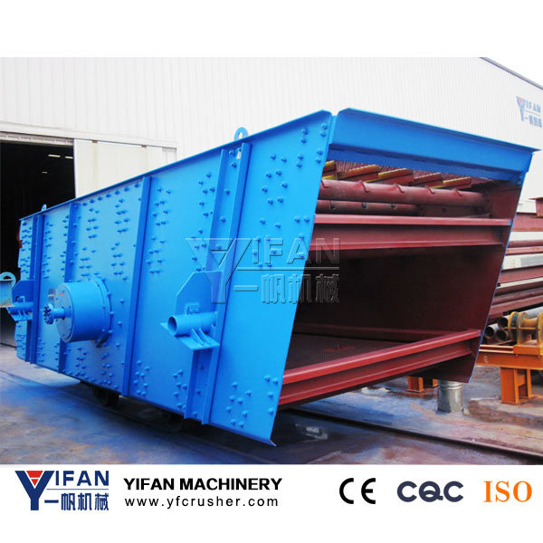 Chinese Leading Technology Ore Circular Vibrating Screens