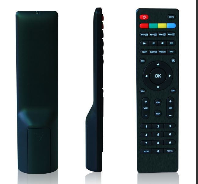 45 Keys TV Remote Control (KT-1045 Black/white)