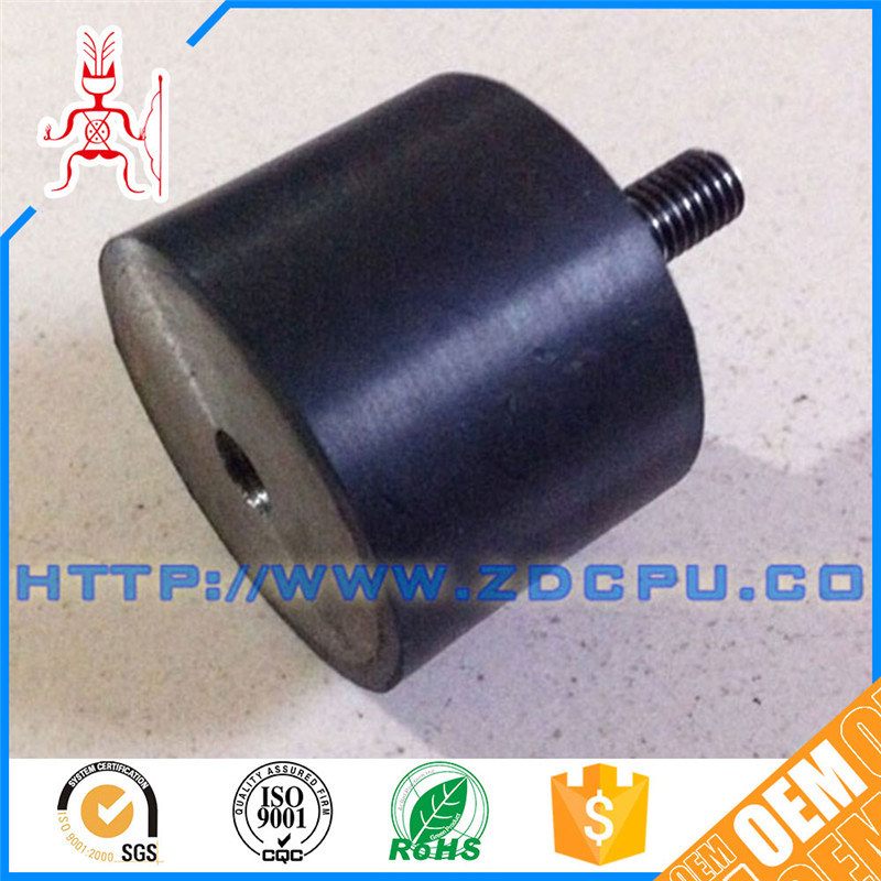 Heavy Duty High Pressure Anti Vibration Spring Rubber Mount
