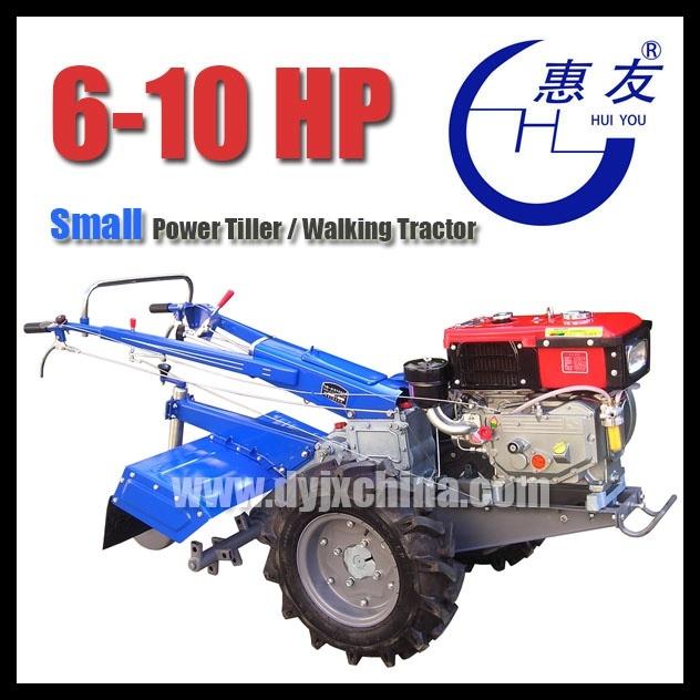 6HP Hand Tractor, Walking Tractor, Power Tiller