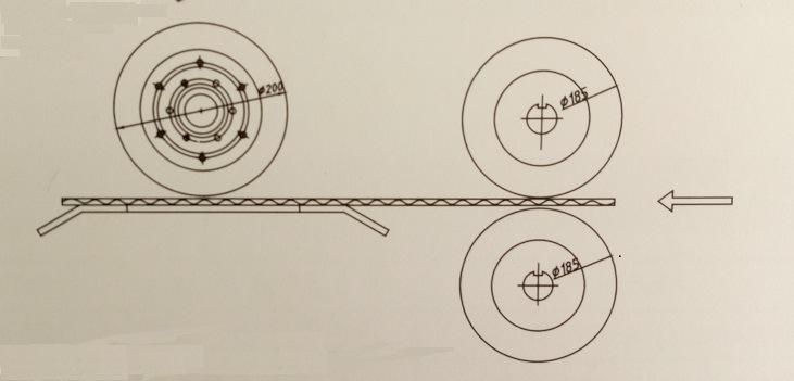 Blade Moving Type Lift-Down Thin Blade Slitter & Scorer & Slitting Machine