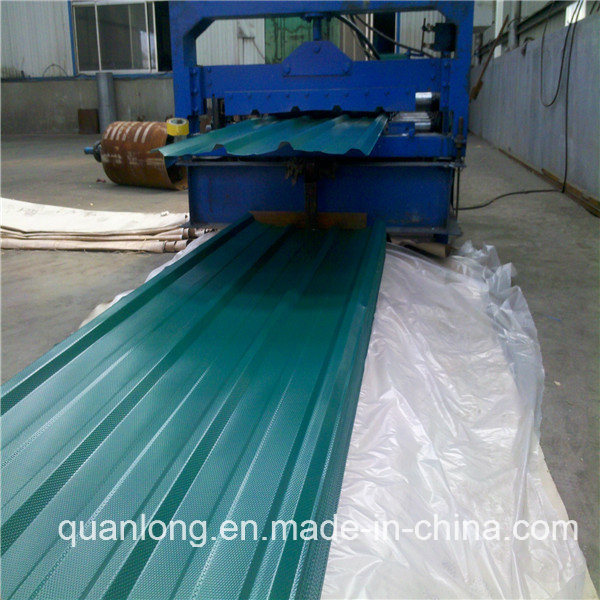 Dx52D Colorful Corrugated Roofing Sheets