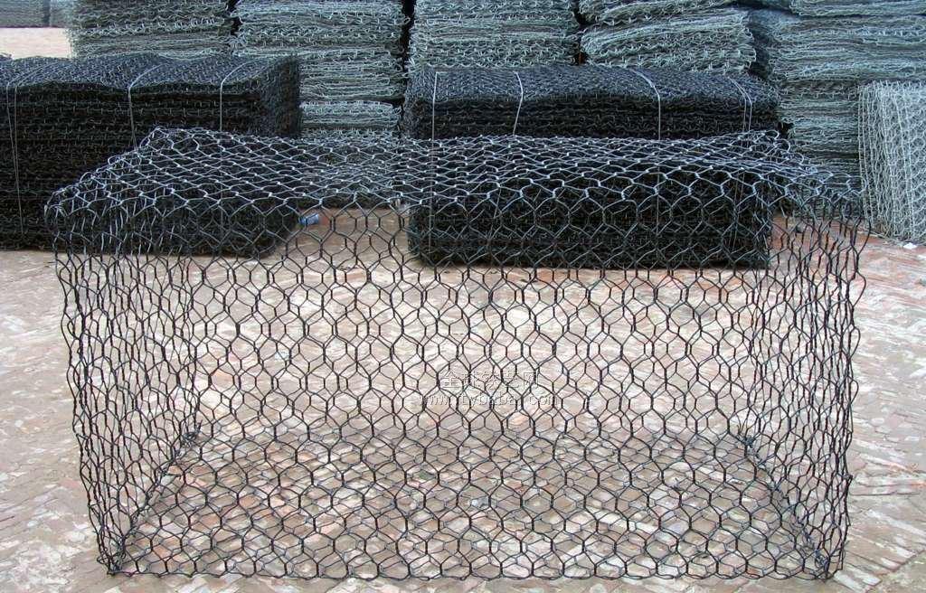 Hexagonal Gabion Box / Gabion Wire Mesh Basket