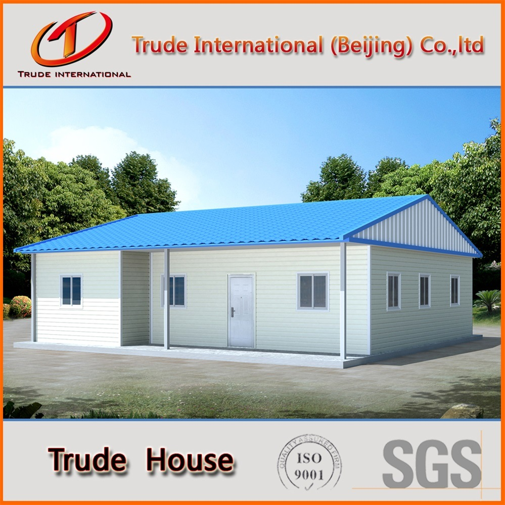 Economic Modular Building/Mobile/Prefab/Prefabricated Family Living Villa