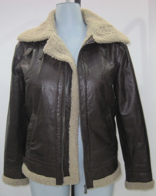 Similiar Leather Men's Winter Coats Keywords