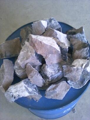 Factory Supply 295L Calcium Carbide 50-80mm