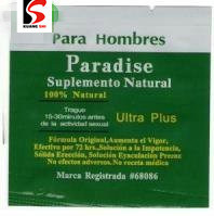 Paradise Hot Selling Lipro Weight Loss Slimming Capsule Diet Pills