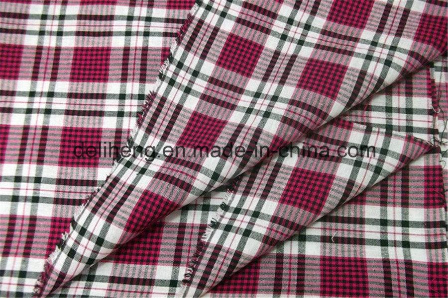 Eyecatching Wholesale Cheap 100% Cotton Yarn Dyed Checks Fabric