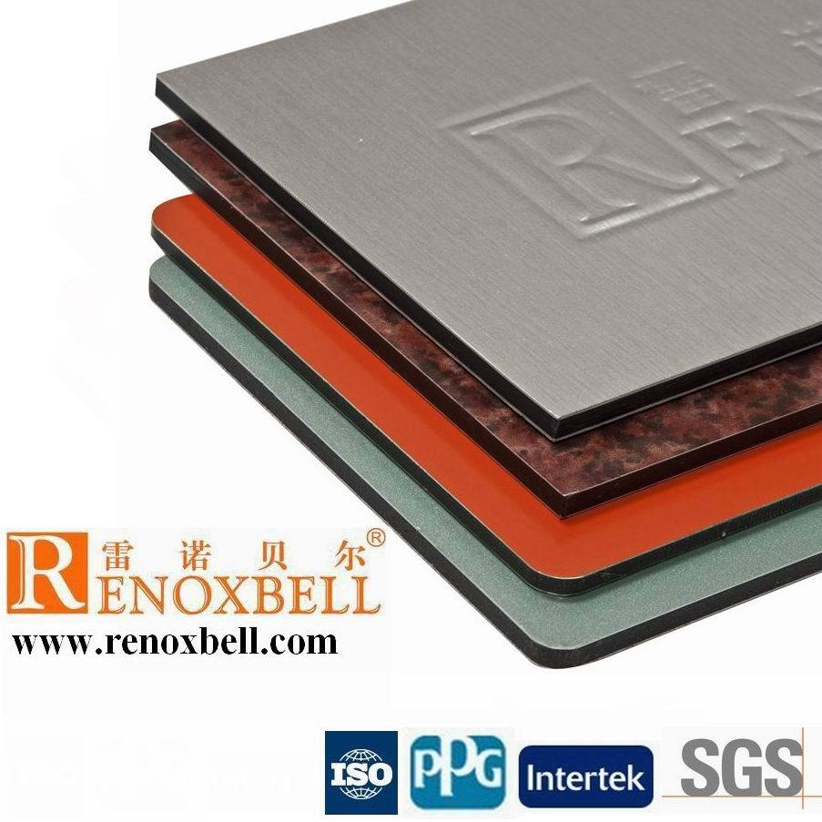 Aluminium Composite Panel for Cladding and Decoration of Facade Systems