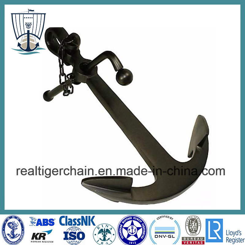 Casting Steel Ship Admiralty/ Navy Anchor with Certificate