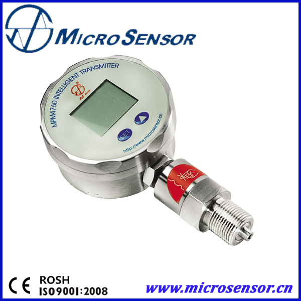 Stainless Steel Mpm4760 Intelligent Pressure Transmitter for Water