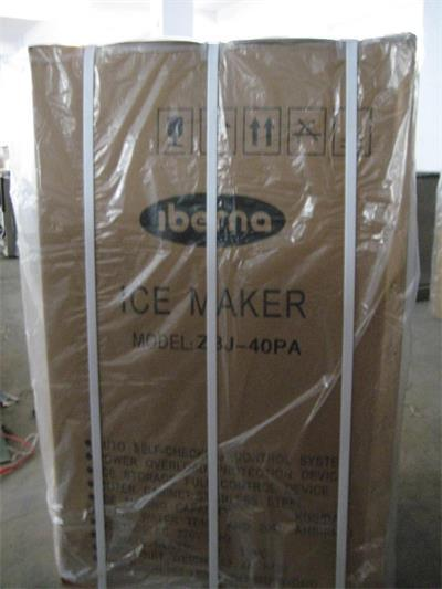 150kgs Commercial Cube Ice Machine for Restaurant Use