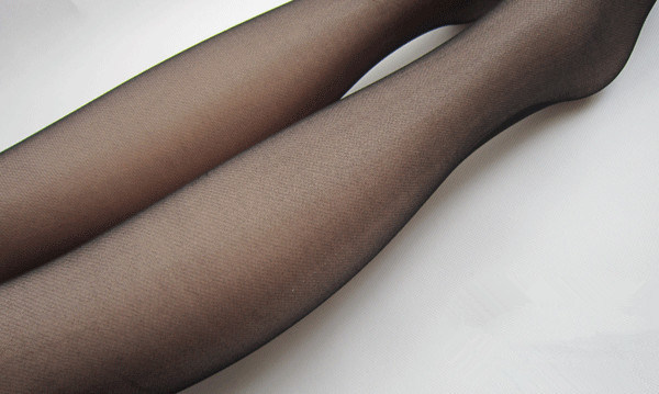 20d Sheer Stockings with Polyester and Spandex (P004)