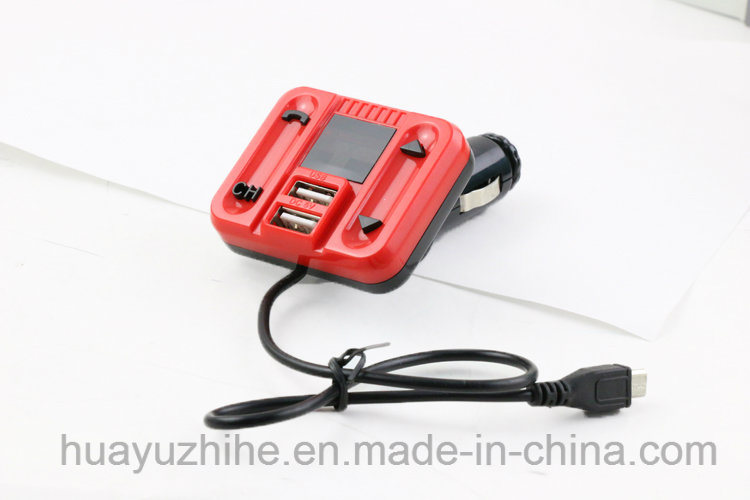 Bluetooth Car MP3 Player Car Charge Function