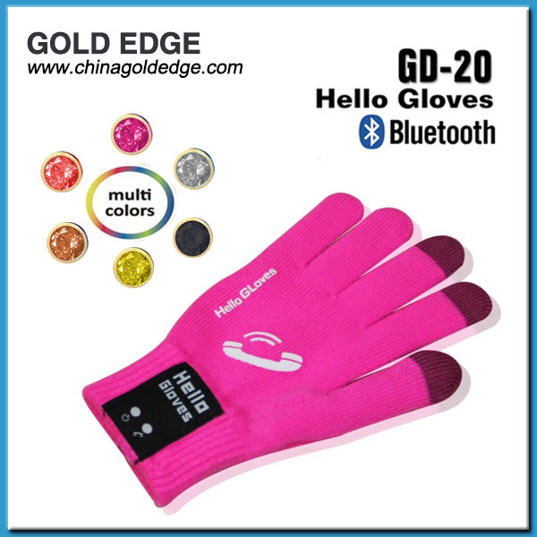 Driving Gloves with Bluetooth Function