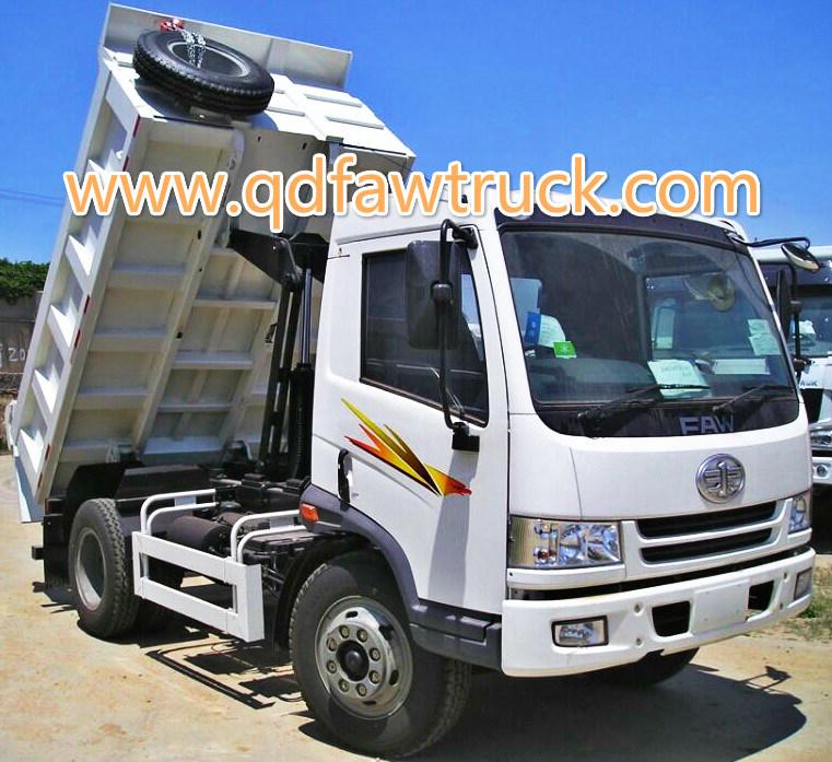 9 Tons Light Dump Truck