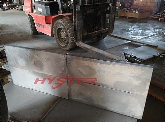 Professional Manufacture of Bi-Metallic Wear Plate 63HRC for Oil Sand Hopper