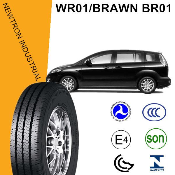 China Winda Boto Commerical MPV Tyre Car Tyre