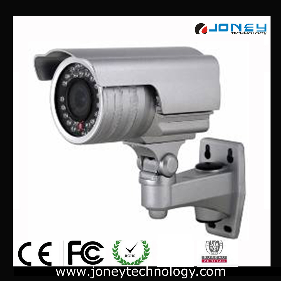 CCTV Waterproof IR Security Camera, 420tvl, 600tvl, 650tvl, 700tvl, 1000tvl CCD Camera Available